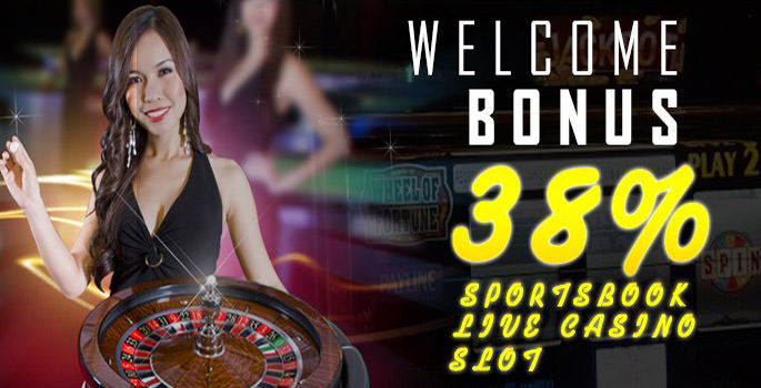 Welcome Bonus 38%